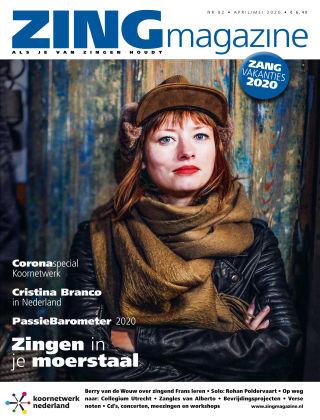 ZINGmagazine Apr-Mei 2020