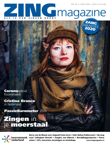 ZINGmagazine March 24, 2020 00:00