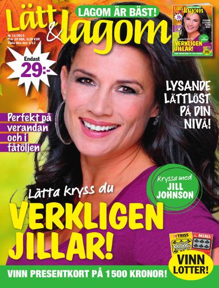 Lätt & Lagom October 22, 2015 00:00