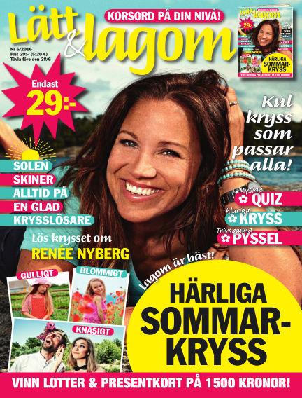 Lätt & Lagom May 24, 2016 00:00