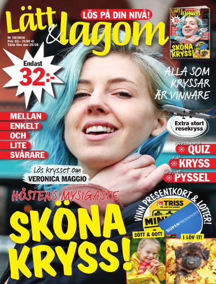 Lätt & Lagom September 20, 2016 00:00