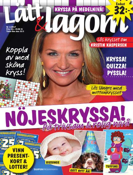 Lätt & Lagom December 20, 2016 00:00