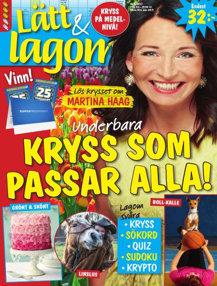 Lätt & Lagom February 21, 2017 00:00