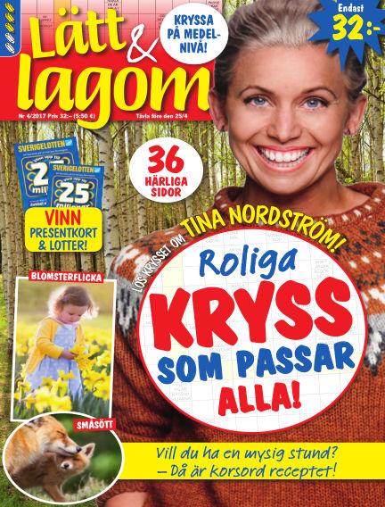 Lätt & Lagom March 21, 2017 00:00
