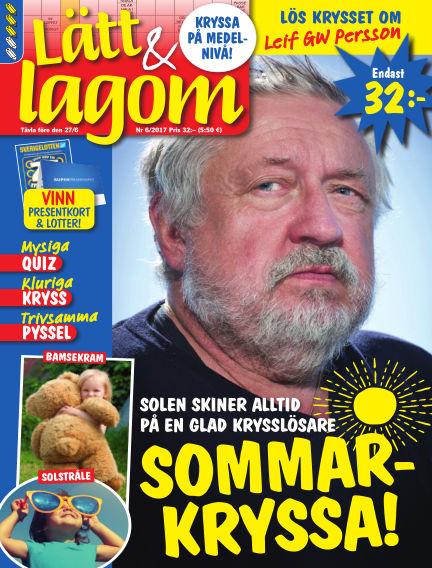 Lätt & Lagom May 23, 2017 00:00