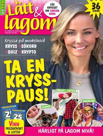 Lätt & Lagom December 19, 2017 00:00
