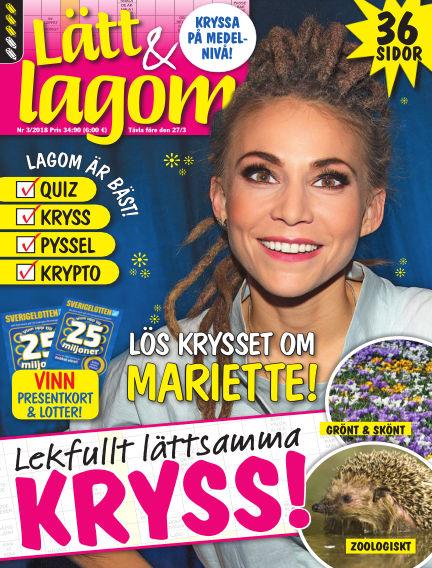Lätt & Lagom February 20, 2018 00:00