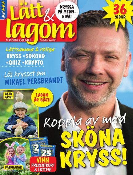 Lätt & Lagom March 20, 2018 00:00