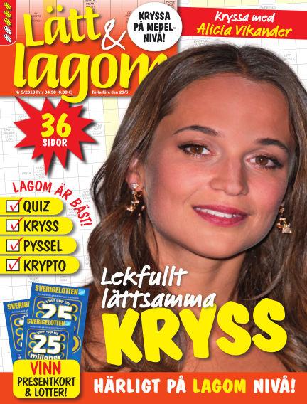 Lätt & Lagom April 17, 2018 00:00