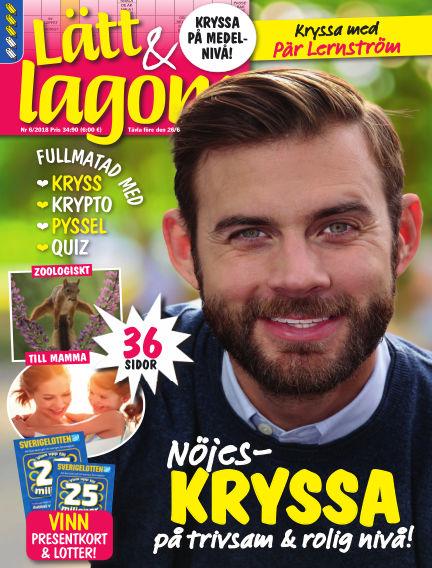 Lätt & Lagom May 22, 2018 00:00