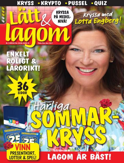 Lätt & Lagom June 19, 2018 00:00