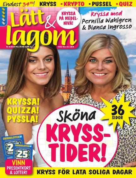 Lätt & Lagom July 17, 2018 00:00