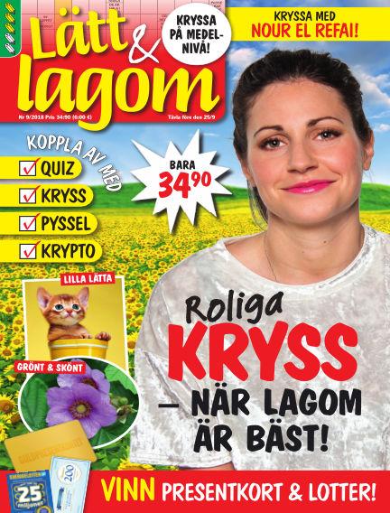Lätt & Lagom August 21, 2018 00:00