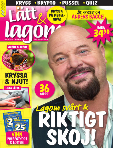 Lätt & Lagom September 18, 2018 00:00