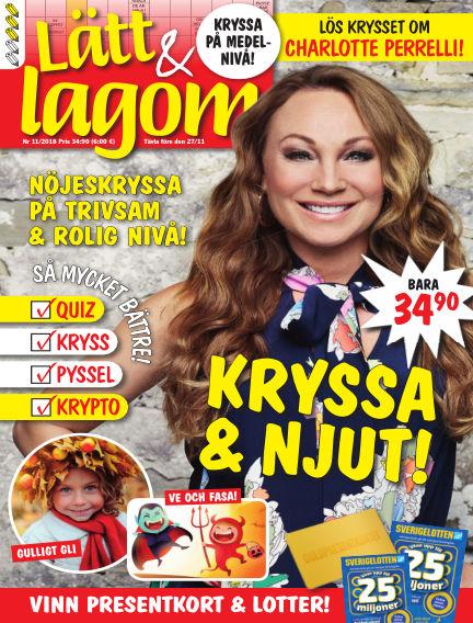 Lätt & Lagom October 16, 2018 00:00