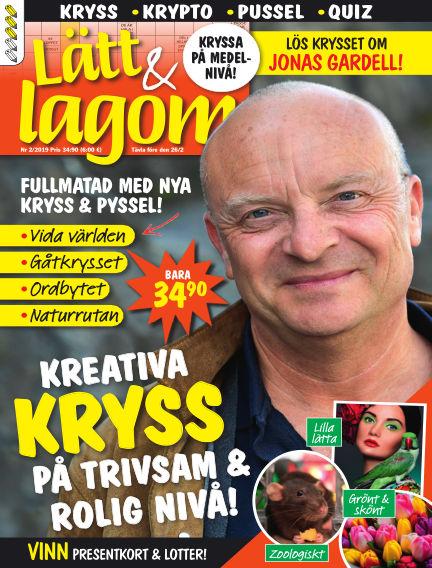 Lätt & Lagom January 22, 2019 00:00