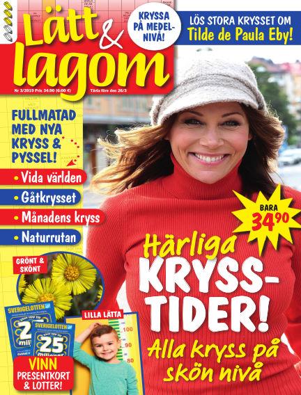Lätt & Lagom February 19, 2019 00:00
