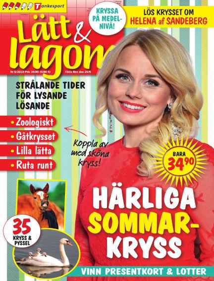 Lätt & Lagom May 21, 2019 00:00