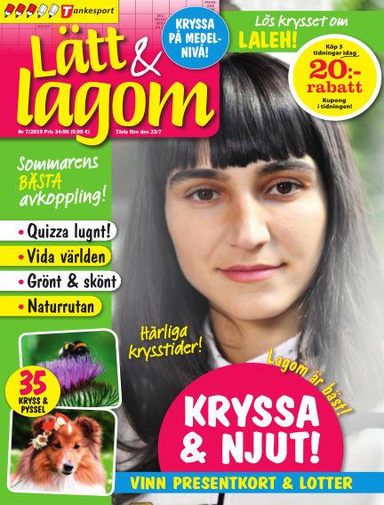 Lätt & Lagom June 18, 2019 00:00
