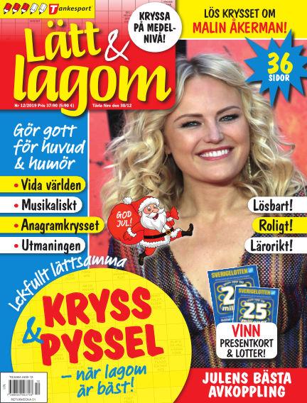 Lätt & Lagom November 19, 2019 00:00