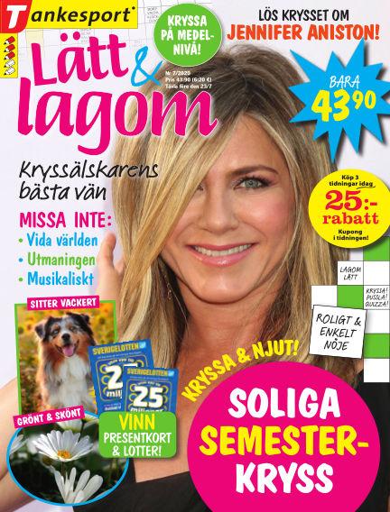 Lätt & Lagom June 17, 2020 00:00