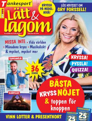 Lätt & Lagom 2020-08-13