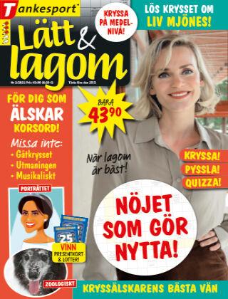 Lätt & Lagom 2021-01-21