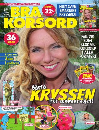 Bra Korsord 15-08