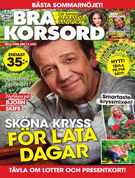 Bra Korsord May 10, 2016 00:00