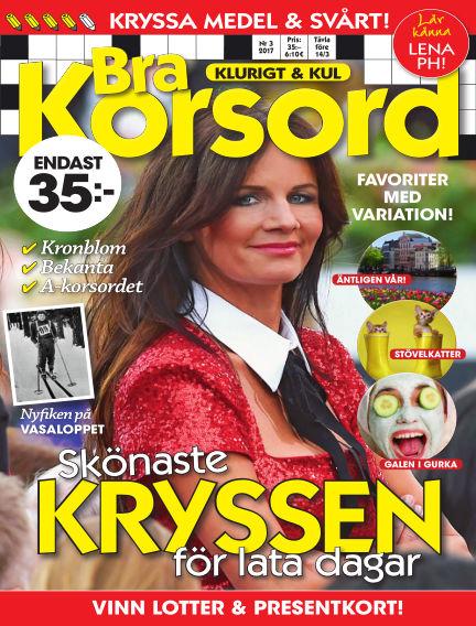 Bra Korsord February 07, 2017 00:00
