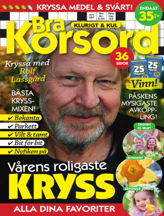 Bra Korsord 17-05