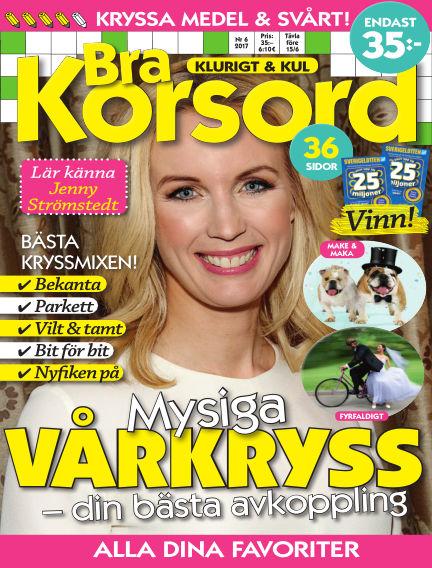 Bra Korsord May 09, 2017 00:00