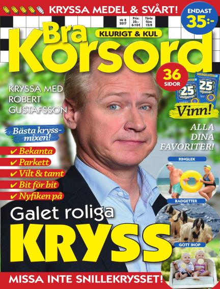Bra Korsord July 11, 2017 00:00