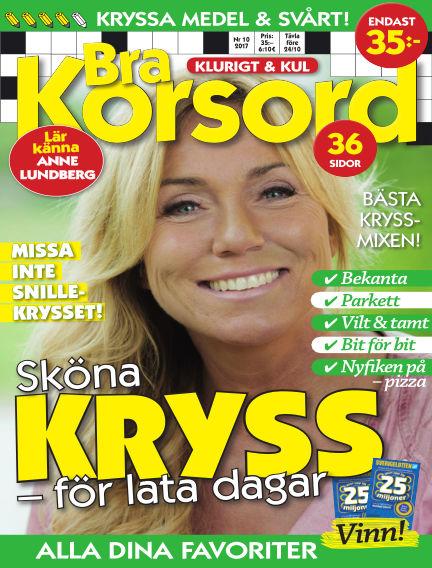 Bra Korsord September 12, 2017 00:00
