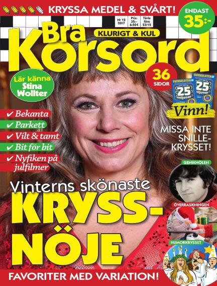 Bra Korsord November 14, 2017 00:00