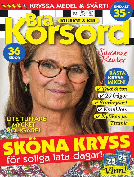 Bra Korsord August 07, 2018 00:00