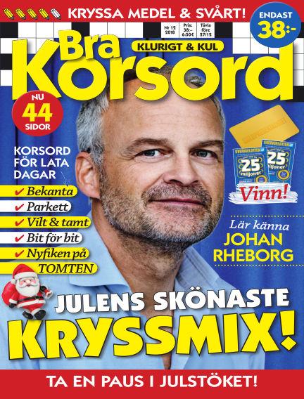 Bra Korsord November 13, 2018 00:00