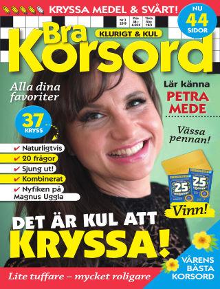 Bra Korsord 19-03