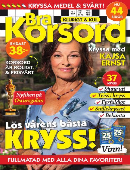Bra Korsord March 05, 2019 00:00