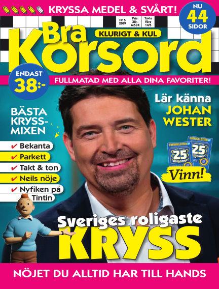 Bra Korsord April 09, 2019 00:00
