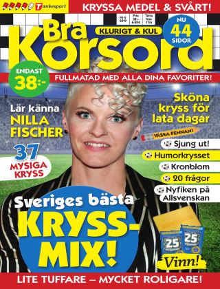 Bra Korsord 19-06