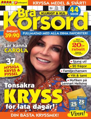 Bra Korsord 19-09