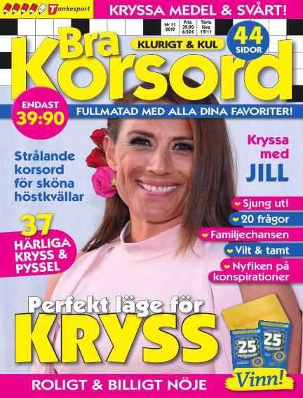 Bra Korsord October 15, 2019 00:00