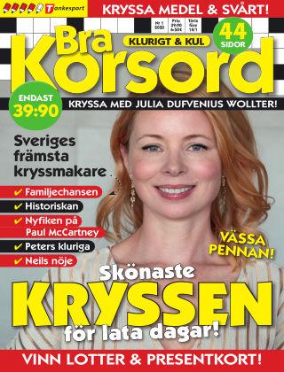 Bra Korsord 20-01