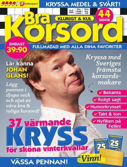 Bra Korsord