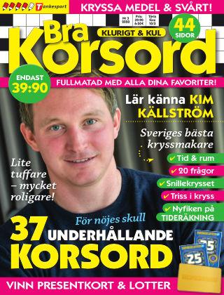 Bra Korsord 20-03
