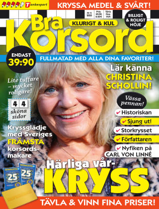 Bra Korsord 20-04