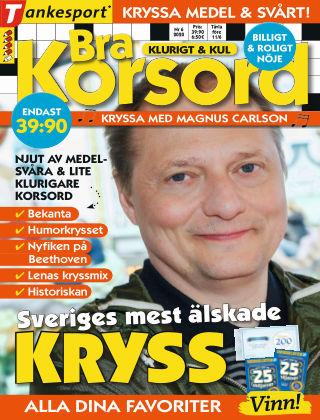 Bra Korsord 2020-05-07