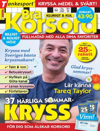 Bra Korsord 2020-07-02
