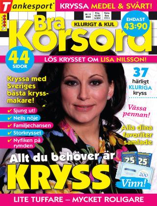 Bra Korsord 2020-10-06